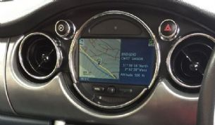 Latest 2019 Sat Nav Disc Update For Mini Cooper HIGH